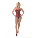 Liberty Red Corset